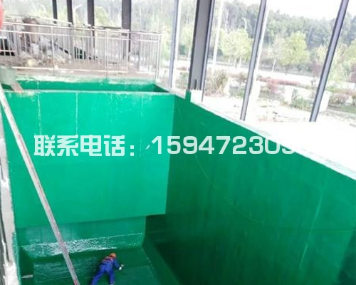 呼市玻璃钢防腐工程