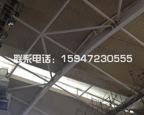 银川KTV无机纤维喷涂