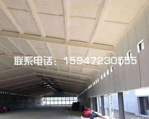 拱形大棚聚氨酯喷涂工程