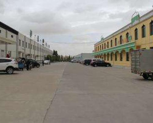 内蒙古伊德清真肉业食品有限公司冷库
